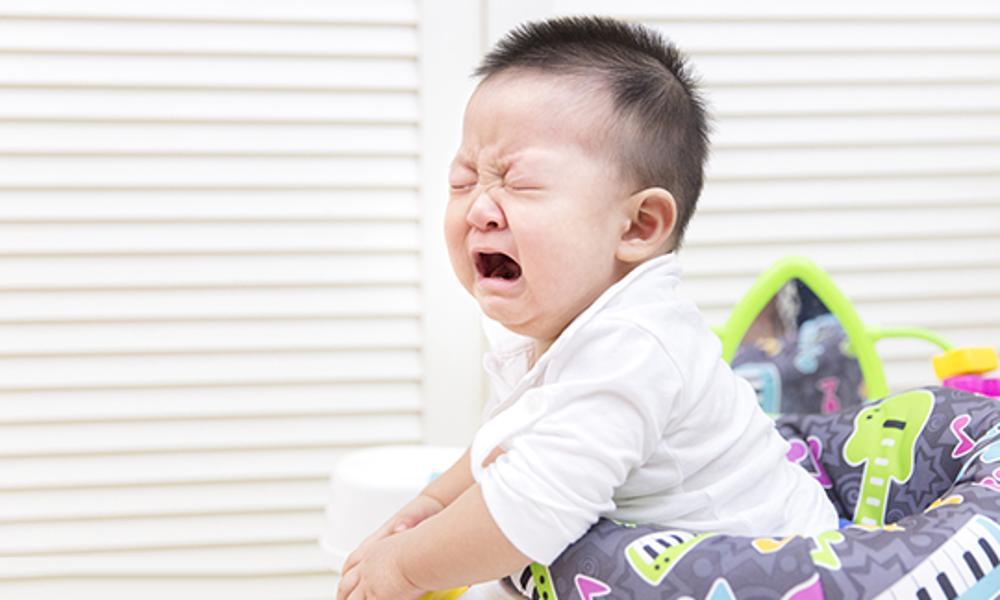 孩子把哭当武器 爸妈该怎么办?