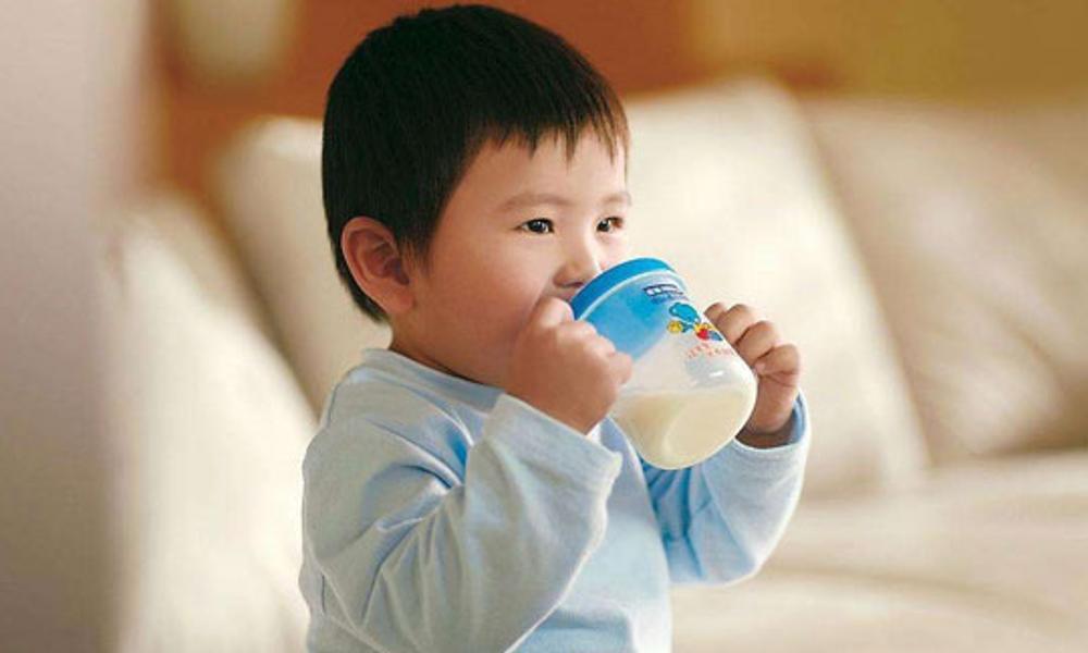国产奶粉增速3年来首度回升